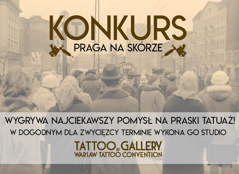 "Konkurs ""Praga na skórze"""