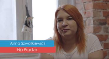 Praskie pogadanki – Na Pradze Anna Szwałkiewicz